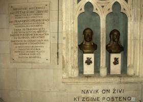 grob Zrinski Frankopan katedrala