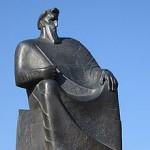 spomenik Petru Krešimiru IV u Šibeniku