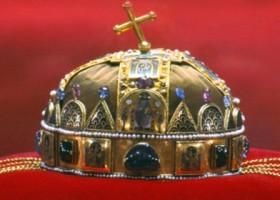 szent István korona