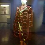 Dress of Croatian župan, Croatian-Slavonian nobility blouse and coat